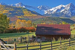 Photo of Horse Property and Colorado San Juan Mountains