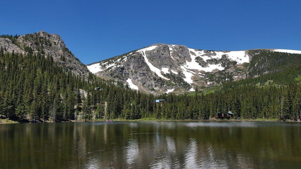 Silver Lake, Winterland, CO