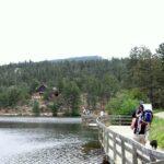 Evergreen Lake & Wood Pedestrian Walk