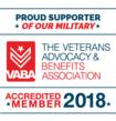 Veterans Advocacy & Benefits Assoc. Logo