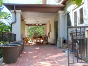 Denver Bungalow Covered Porch