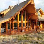Bailey Log Home