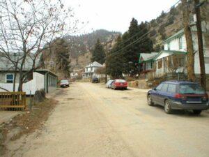 Virginia Street - Idaho Springs