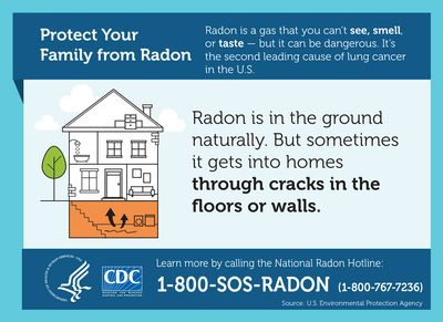 EPA - House Radon Sources